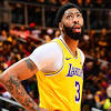 Lakers' Anthony Davis Suffers Sacrum Injury vs. Knicks; X-Rays ...