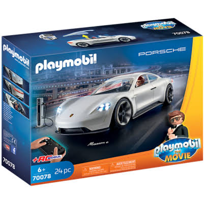 Playmobil 70078 Porsche Mission Playset