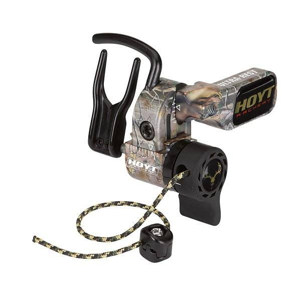 Hoyt Tec Ultra Right Hand Arrow REST, Realtree Edge