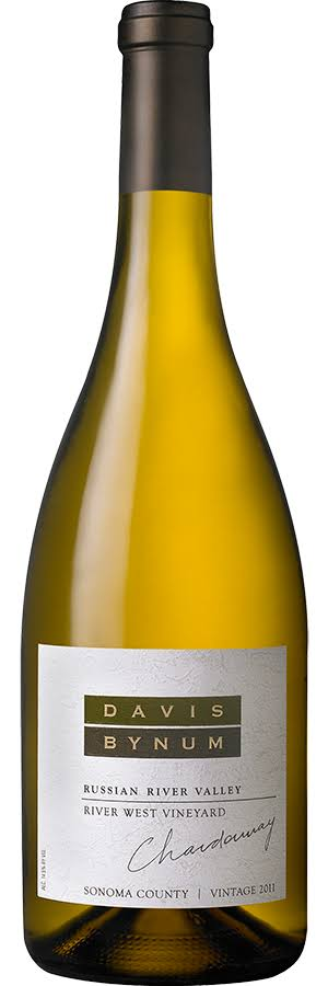 Davis Bynum Chardonnay, Sonoma County (Vintage Varies) - 750 ml bottle