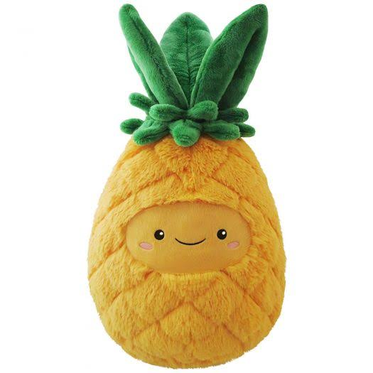 Squishable Comfort Food Pineapple Plush Toy - 15""