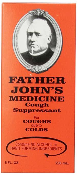 Father John's Medicine Cough Suppressant - 236ml