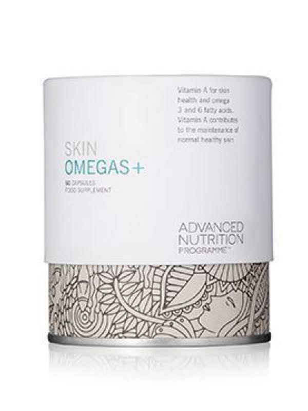 Advanced Nutrition Programme Skin Omegas Skincare Supplement - 60 Capsules