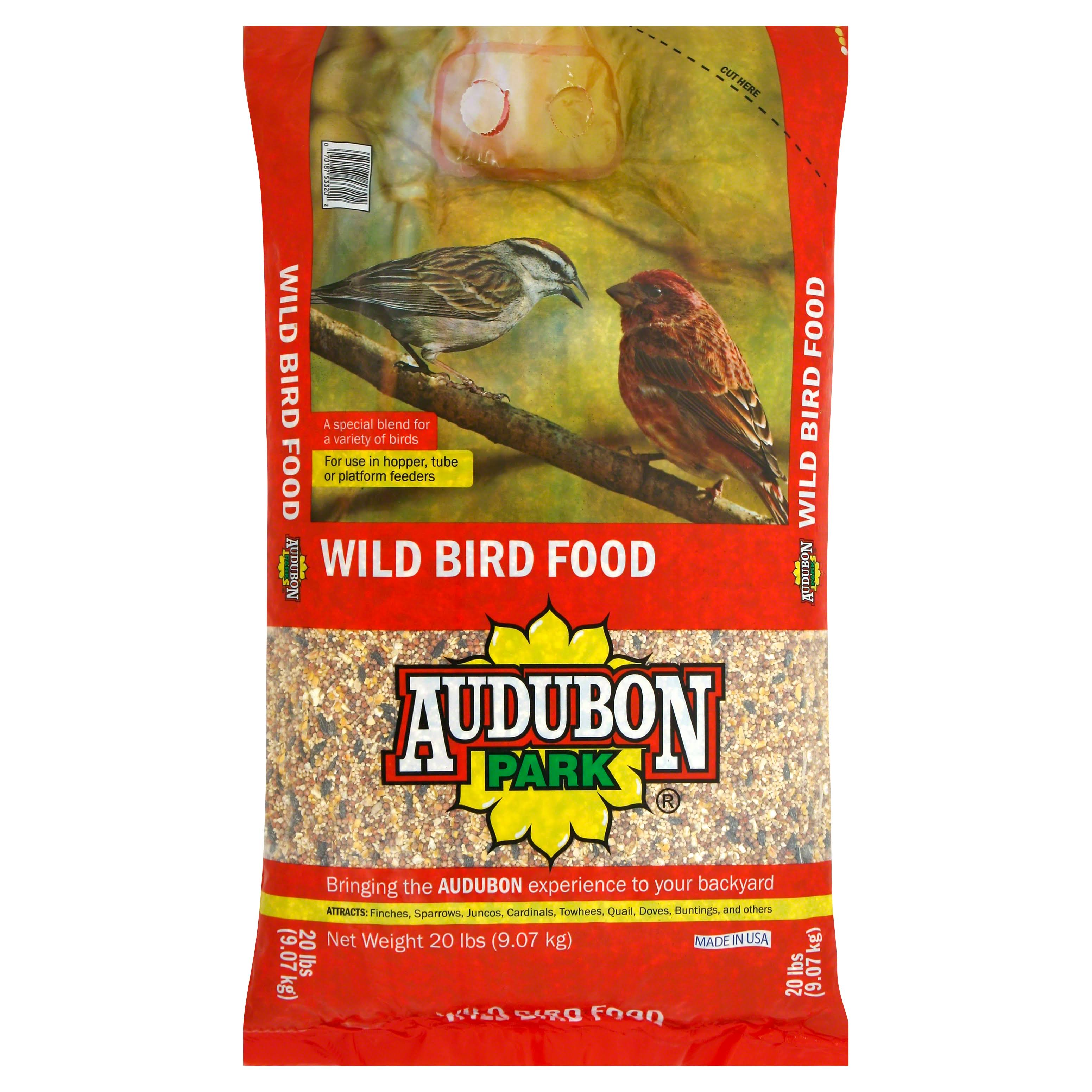 Audubon Park Wild Bird Food - 20lbs