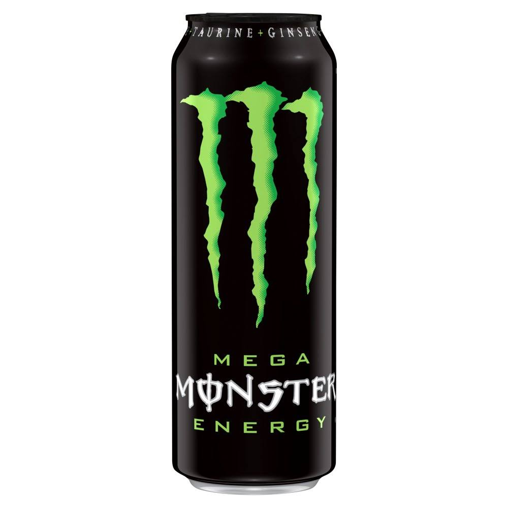 Monster Mega Energy Drink - 553ml