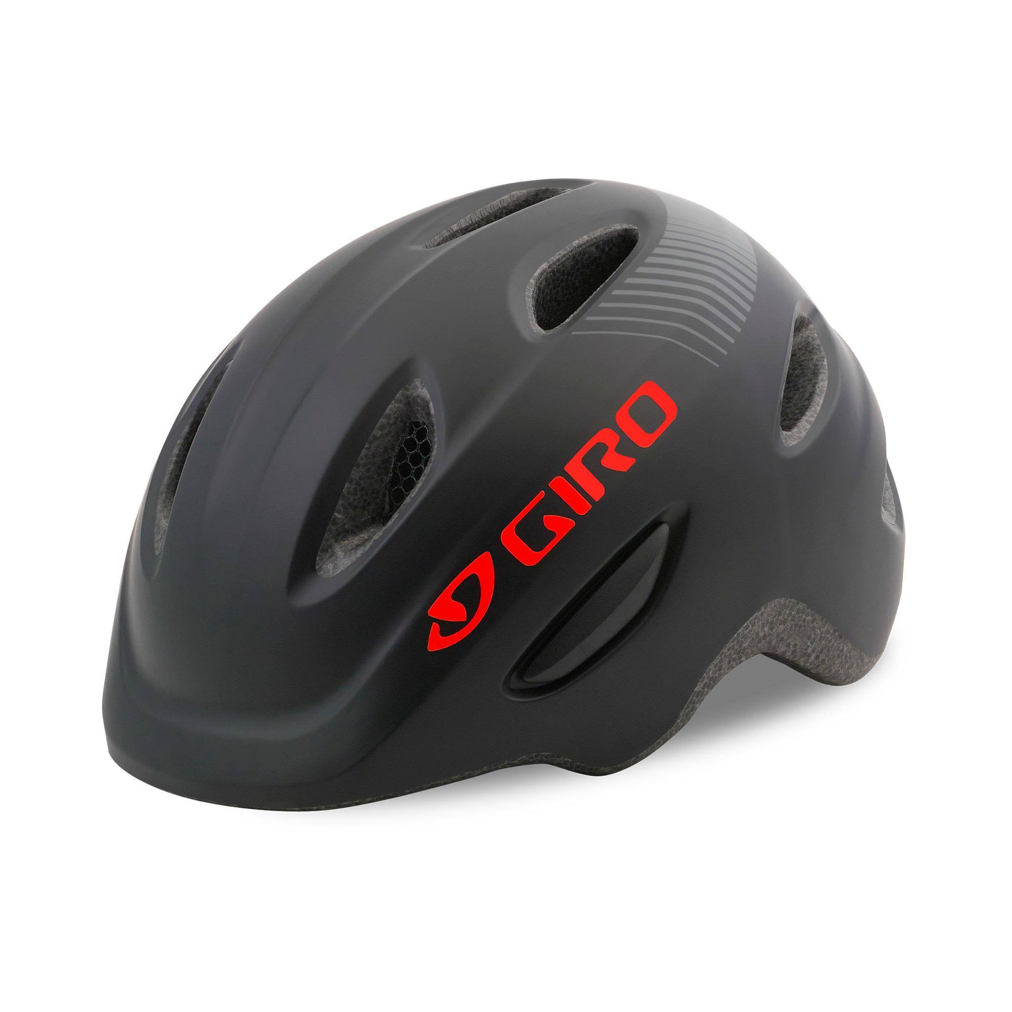 Giro Scamp Mips Youth Bike Helmet - Matte Black, X-Small