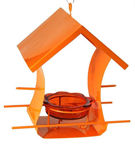 Woodlink 35319 Metal House Oriole Bird Feeder