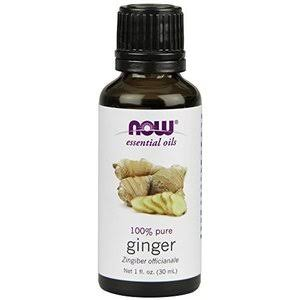 Now Ginger Oil, 1 oz.