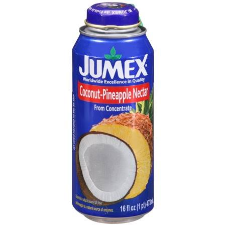 Jumex Coconut-Pineapple Nectar from Concentrate Nectar - 16 fl oz