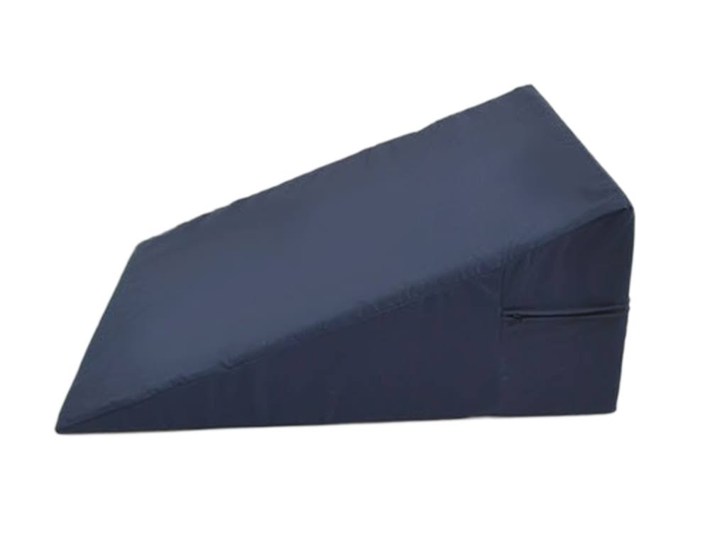 "AlexOrthopedic Durable Polyurethane Foam Bed Wedge 10"" Navy"