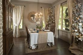 Raz Gold Christmas Trees by Decorating Carrie U0027s House 2016 Dining Room Trendy Tree Blog