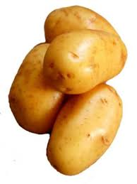 البطاطس واشراقه الوجه لوجه مشرق