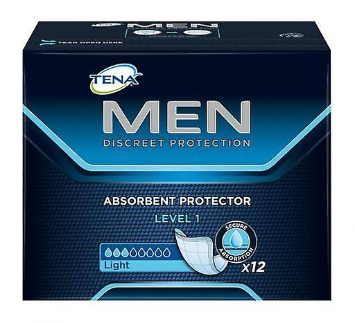 Tena Men Absorbent Protector - Level 2, Medium, x10