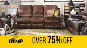 Chateau Dax Leather Sofa Macys by Too Much Leather Too Many Recliners Youtube