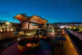 Water Beds N Stuff by Above The Smog 17 Best Rooftop Bars In Los Angeles