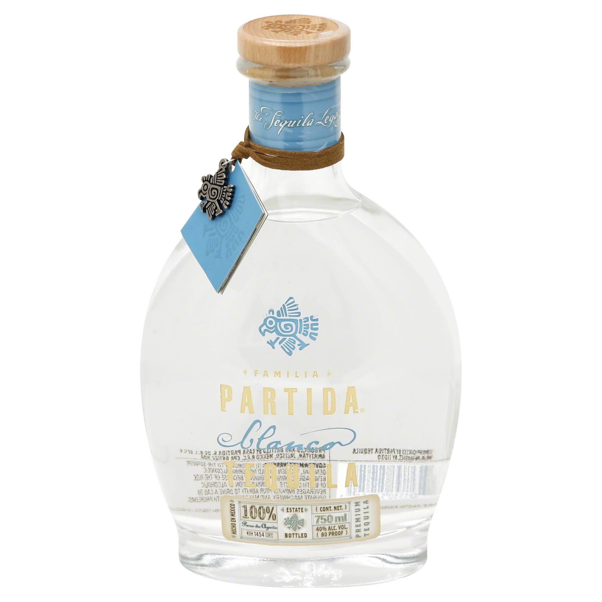 Partida Tequila, Blanco - 750 ml