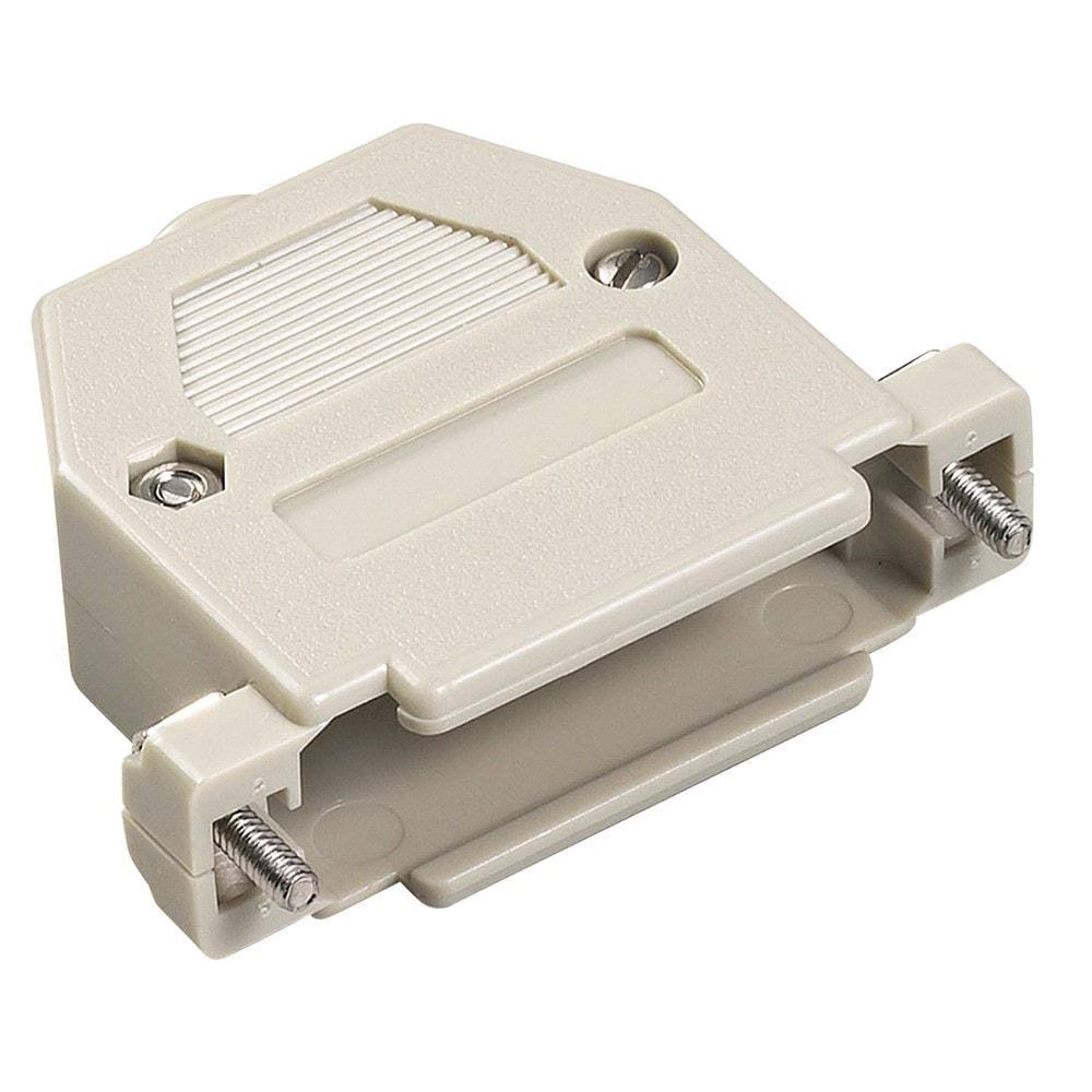 RadioShack D Sub Connector Hood - for 9 - and 25-Position Connectors