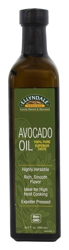 Now Foods Ellyndale Naturals Avocado Oil - 16.9oz