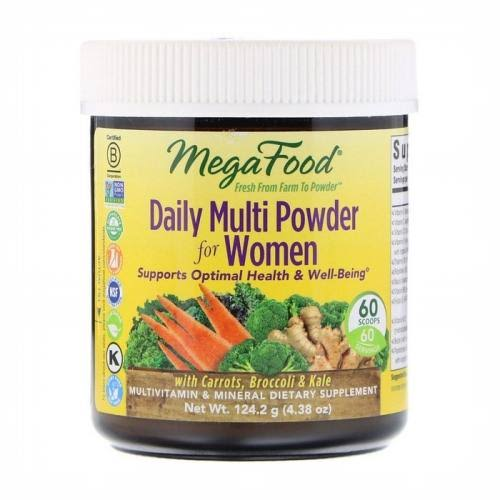 MegaFood Daily Multi Powder for Women