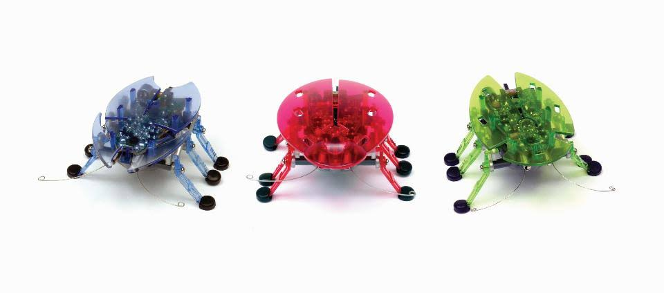 Innovation First Hexbug Kid's Beetle - Pink Red