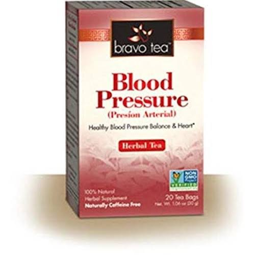 Bravo Tea, Blood Pressure - 72 Bags