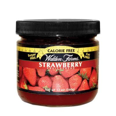 Walden Farms Calorie Free Strawberry Fruit Spread