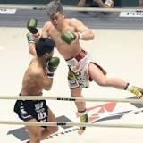 那須川天心, RIZIN FIGHTING FEDERATION, 膝蹴り, 決勝戦