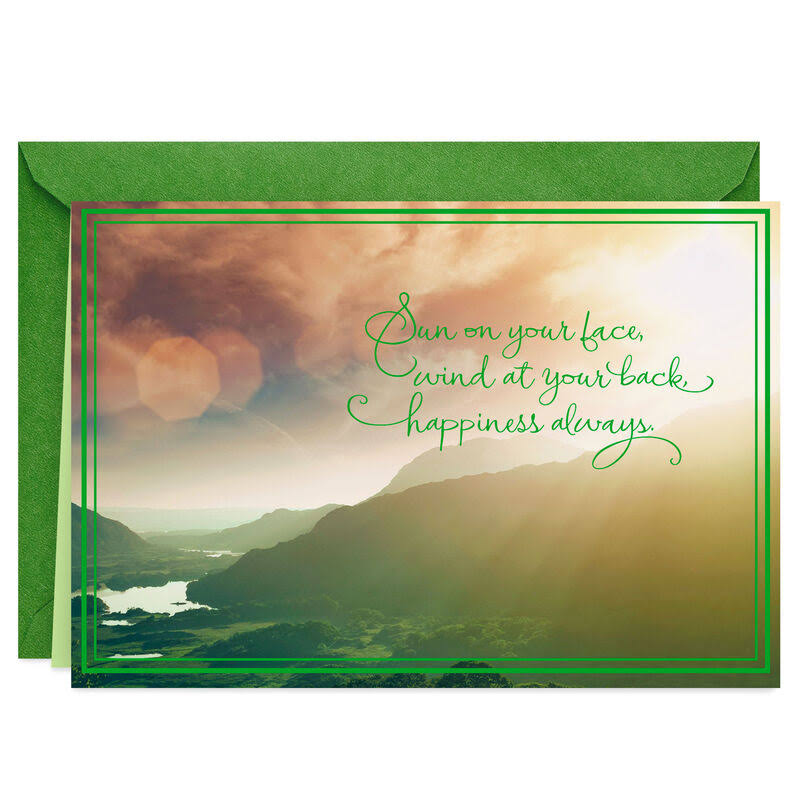 Happiness Always St. Patrick's Day Card