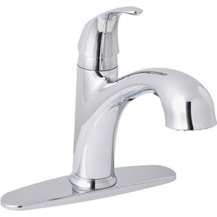 Globe Union FP4A4056CP Home Impressions 1.8GPM Pull-Out Kitchen Faucet