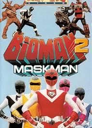 DPStream Bioman 2 (Hikari Sentai Masukuman) - Série TV - Streaming - Télécharger en streaming