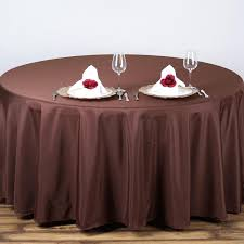 Fitted Outdoor Tablecloth With Umbrella Hole by Vinyl Tablecloth
