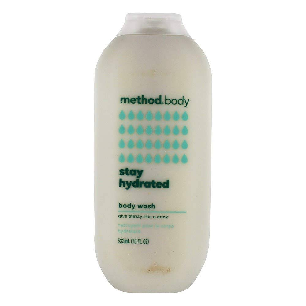 Method Moisture Recovery Body Wash - 18oz