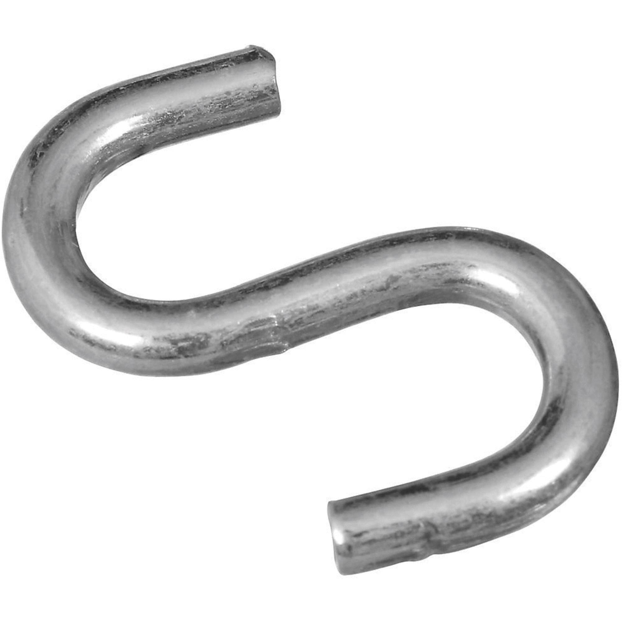 National Manufacturing Open S-Hook - Zinc