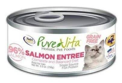Pure Vita Cat Food - Beef Entree