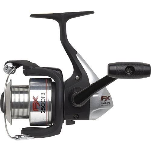 Shimano FX2500FB Front Drag Clam Spinning Reel