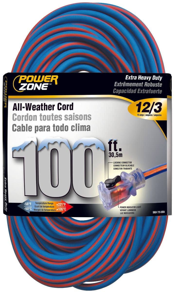 All Weather Cord 12/3 100'