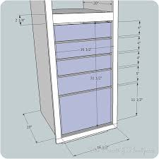 Tall Narrow Linen Cabinet With Doors by I U0027m Building Again Linen Cabinet