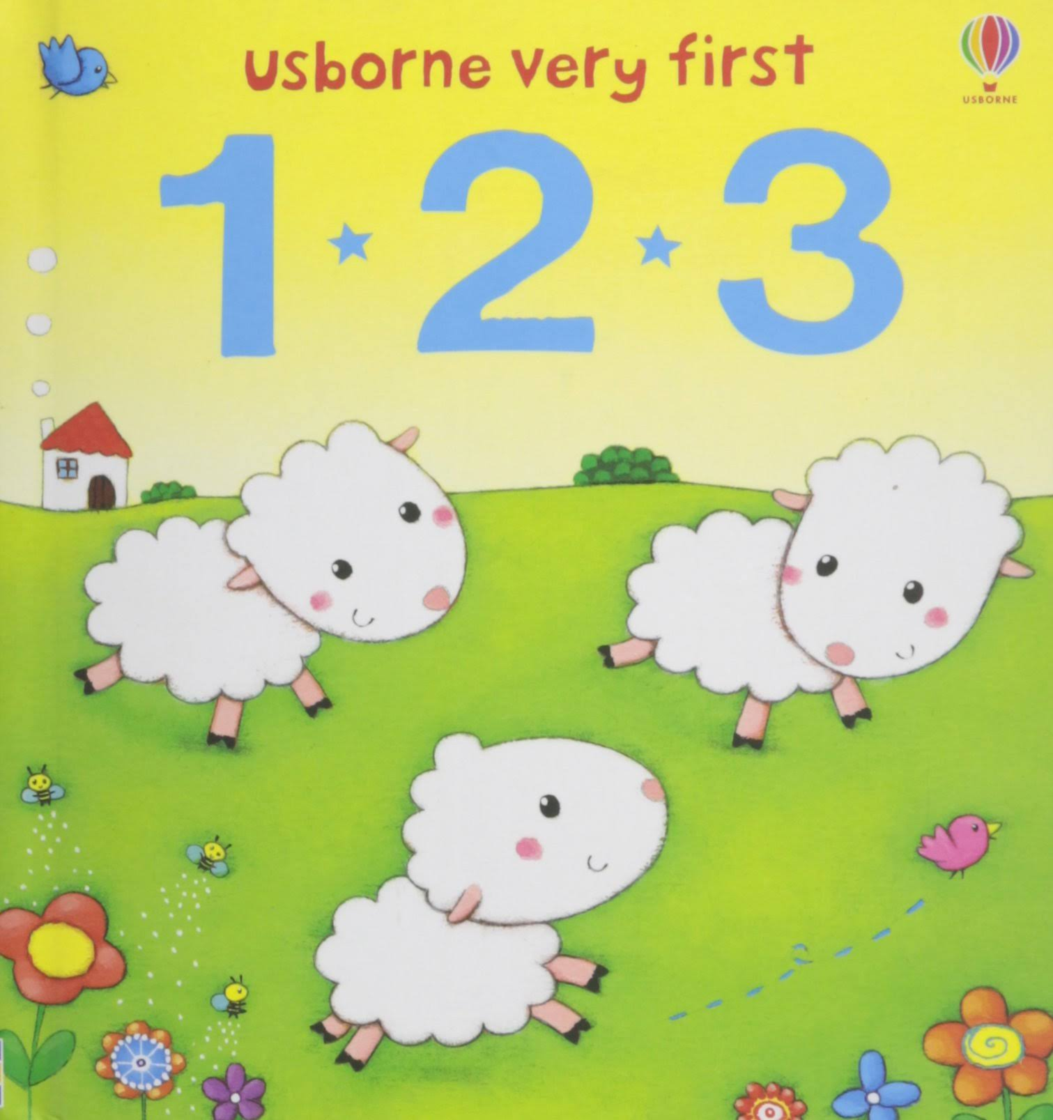 Very First 123 Board Book