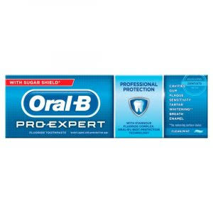 Oral-B Pro Expert Professional Protection Toothpaste - 75ml