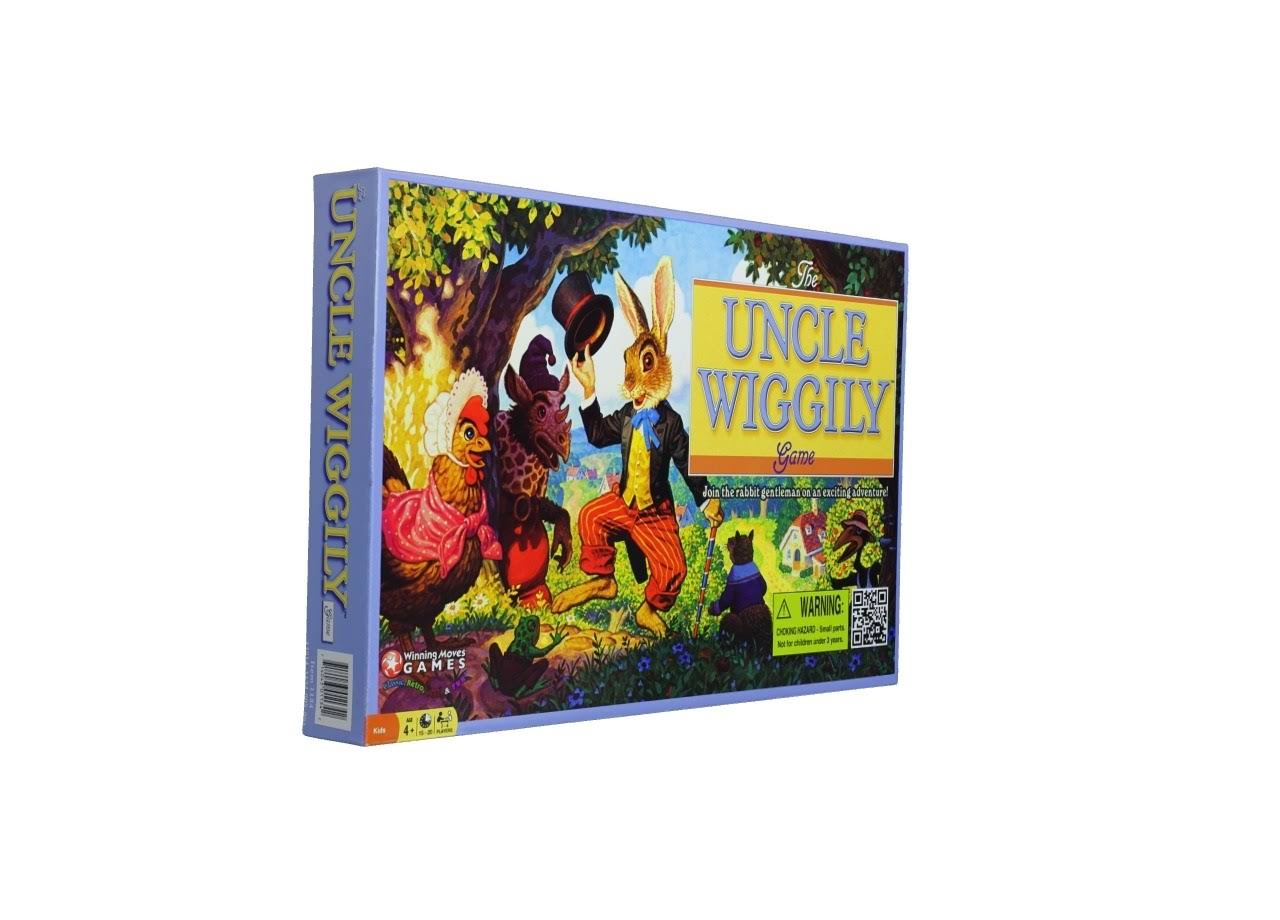 Winning Moves Uncle Wiggly Board Games