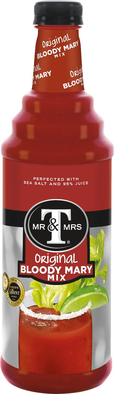 Mr & Mrs T Original Bloody Mary Mix - 1l