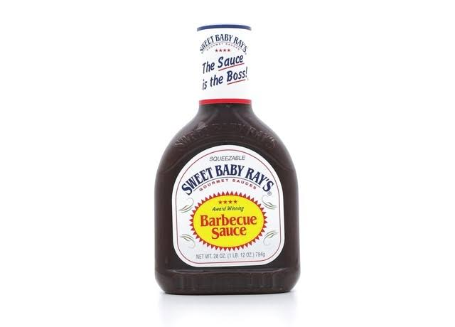 Sweet Baby Rays Barbecue Sauce - 28oz
