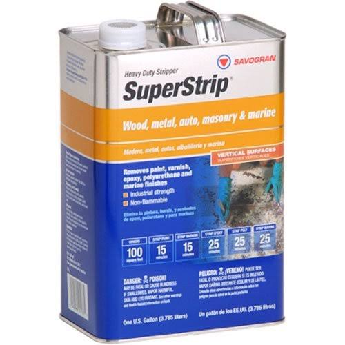 Savogran 01133 SuperStrip Heavy Duty Stripper Paint & Varnish Remover