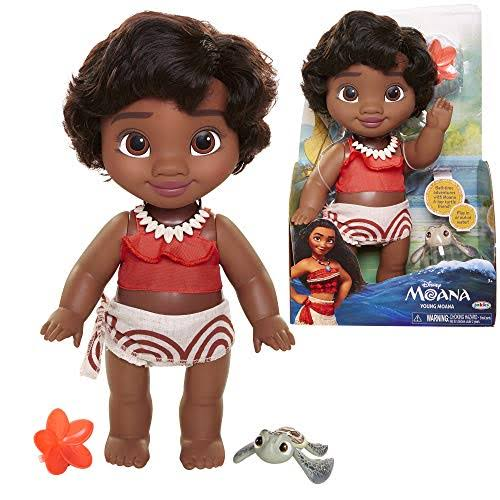 Disney Young Moana 12 inch Toddler Baby Doll