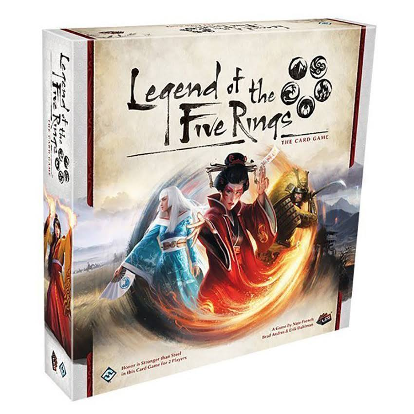 FFG Legend of The Five Rings LCG Core Set
