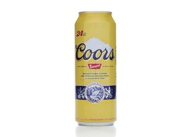 Coors Beer - 24 fl oz