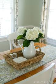Dining Table Centerpiece Ideas For Everyday by The Clean Table Club