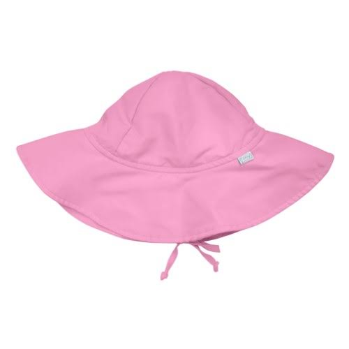 I Play - Brim Sun Protection Hat - Light Pink-0/6mo