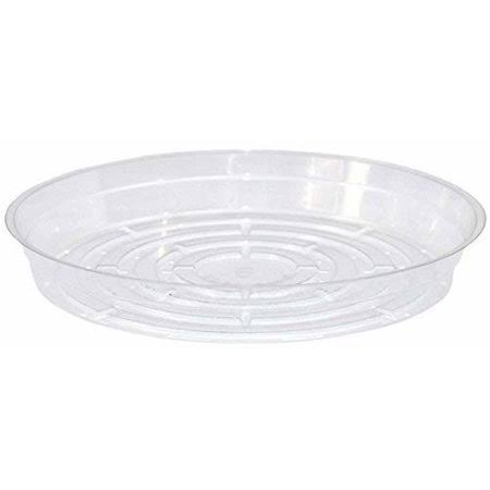 CWP Vinyl Plant Saucer - 6 in, Clear
