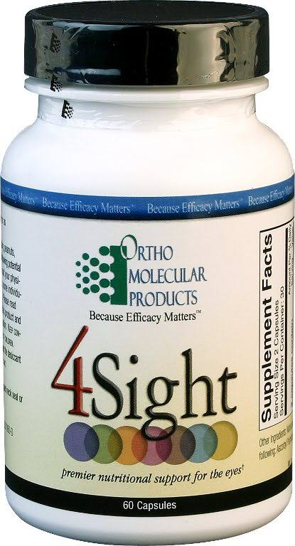 Ortho Molecular Products 4 Sight 60